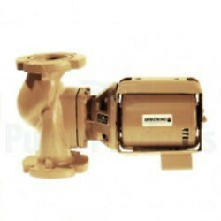 Armstrong 106284mf-137a Bronze In-line Pump, Series S, 1/2hp, 208-230/460v, 3 Ph
