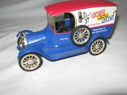 Liberty Classics 1916 Studebaker Coin Bank For Planters Peanuts - Excellent -49