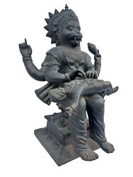 Lord Narasimha Metal Statue Decorate Your Home And Office Handmade Collectible