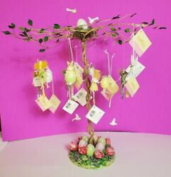 Easter Krinkles Tree Only Patience Brewster Ornaments Not Included Dept 56