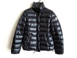 Auth Moncler Clairy 45312-50-68950 Black Womens Down Jacket 1