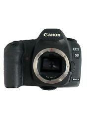 Canon Eos 5d Mark Ii Digital Slr Camera With Lenses And Case