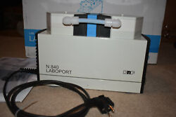 Knf Laboport N 840.3 Ft .18 Pm20119-840.3 Vacuum Pump, Brand New, Never Used
