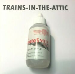 Mth Smoke Fluid Coal Scented 50ml Coal Better Smoke Output We Use Mth Only