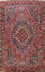 Antique Geometric Traditional Area Rug Palace Size Hand-knotted Oriental 11x15