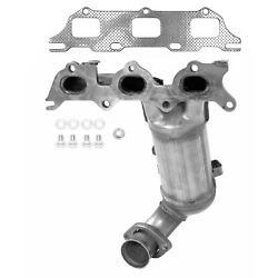 New Catalytic Converter With Integrated Exhaust Manifold For Sebring Avenger