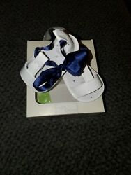 My First Chicco Infant Patent Leather Infant Sandle Size 1.5