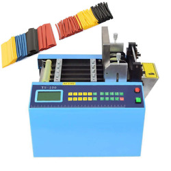 Mxbaoheng Ys-100 Auto Heat-shrink Tube Cutter Auto Tube Cable Pipe Cutting Machi