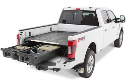 Decked Pickup Truck Storage System For Ford Super Duty 2009-2016 6' 9 Bed Len