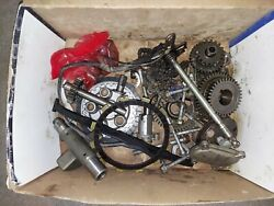Yamaha Raptor 660 Parts Lot Gears Bolts Hardware Chain Clutch Cover 660r Bj