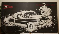 Large Frank Miller Sin City Family Values Poster 37 X 66