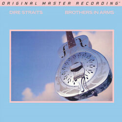 Dire Straits - Brothers In Arms Mobile Fidelity Sound Lab Mfsl Audiophile Record