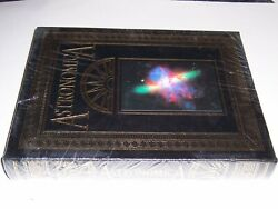 Easton Press Astronomica Sir Patric Moore And Professor Fred Watson
