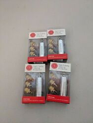 Lot Of 4 Earpeace Concert Ear Plugs - High Fidelity Hearing Protection