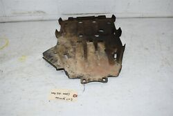 2007 Yamaha Grizzly 660 Middle Skid Plate 5km-2147e-00-00