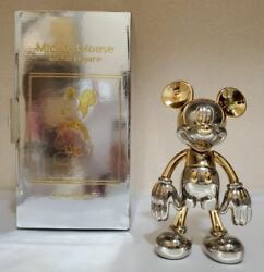 Disney Collection Mickey Modern Memory Figure With Serial Number Height 22 Cm