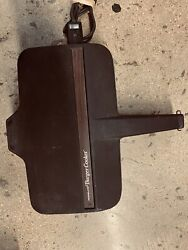 Vintage Norelco Burger Cooker Double Hamburger Grill Hb 2222 Working