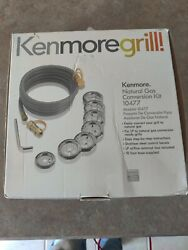 Kenmore Lp To Natural Gas Conversion Kit 10477 Hose Adapter Open Box Complete