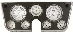 Classic 1967 -1972 Chevy C10 Pickup Truck Gauge Dash Panel For Ls Ct67cw
