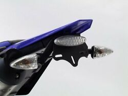 Randg Led Indicators And Tail Tidy Licence Plate Holder Yamaha Wr125 R 2012 Lp0088bk