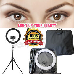 18-inch Ring Light With Stand, Big Adjustable 3200-5500k Led Lights Ring Dayplus