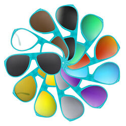 Replacement Lenses For Arnette An4134 High Life - Choose Your Lens Style