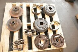 1979 Chevy Z28 Camaro Brakes Kit Complete, Front And Rear