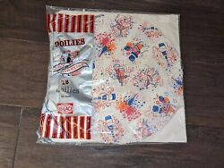 Vintage New Old Stock Us Lace 28 Paper Doilies Gay Nineties Party Celebration