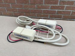 Mit Mh-750 Terminator Cables Pair 10andrsquo Long Working Great