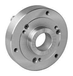 Bison D1-11 Type D Camlock Finished Adapter Plate For 20 Set-tru Lathe Chuck