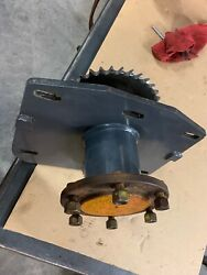 Axle Assembly With Sprocket- Rear Compatible With Case 1825 1825b 1818 118985a1