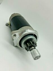 Starter Motor For Yamaha Outboard 20 25 Hp 20c 25d Repl . 689-81880-11 689-81880