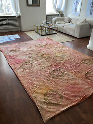 The People Of The Labyrinths Bedcover Coverlet Bedspread Blanked Quilt Labyrinth