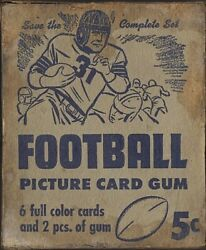 1950 Bowman Football Vintage Cards Pick Complete Your Set Free Shipping
