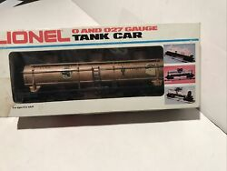 Lionel T.t.o.s. 1983 National Convention Tank Car