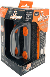 Proud Grill Q-swiper Surface Cleaner Kit Brush And Bbq Cleaning Wipes Grease Grime