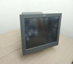 Ibm 4852 526 Model Surepos Touchscreen Point Of Sale Pos System Terminal -tested