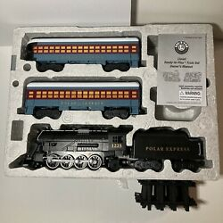 Lionel The Polar Express Ready To Play 31 Track Pieces Train Set - Lio711824