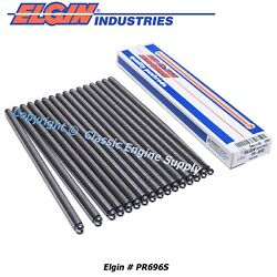 New Set Of 16 Usa Made Push Rods Fits Some 2014-2020 Gm 6.2l Ls Engines