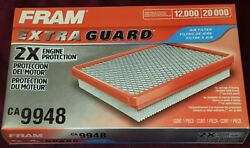 Fram Ca9948 Extra Guard Air Filter 2x Engine Protection Free Shipping