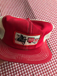 Wayne Feeds Cow Vintage Tractor Farm Patch Trucker Hat Mesh K-products