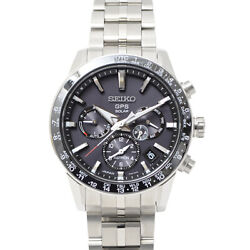 Seiko Sbxc003 5x53-0ab0 Astron Menand039s Watch From Japan Pre Owned [u0214]