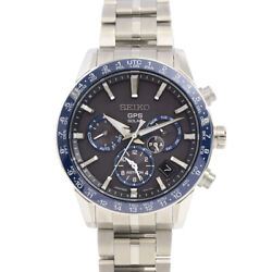 Seiko Sbxc001 5x53-0ab0 Astron 5x Series Menand039s Watch From Japan Pre Owned [u0214