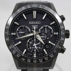 Seiko Astron 3rd Generation 5x Series Menand039s Sbxc037 / 5x53-0ab0 From Japan N0214