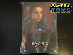 In Stock Hot Toys Mms533 Black Widow Avengers Endgame New Sealed