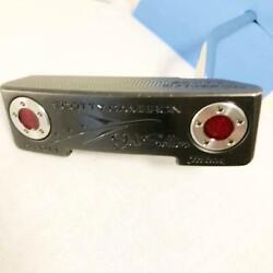 Very Rare Scotty Cameron Golf Putter 2011 Jet Setter Holiday Limited Model Mint