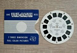 Fiji Islands South Pacific Viewmaster Reel 5771-a 1950's Made In Australia I316
