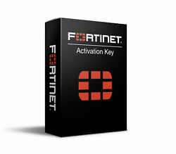 Fortinet Fortiwlc-vm-500 License 1 Yr 24x7 Forticare