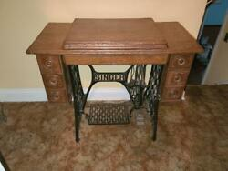Singer Sewing Machine Vintage 6 Drawers Pick Up Only