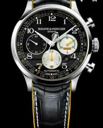 Baume And Mercier Capel And Shelby Cobra Limited Edition 1of 1963